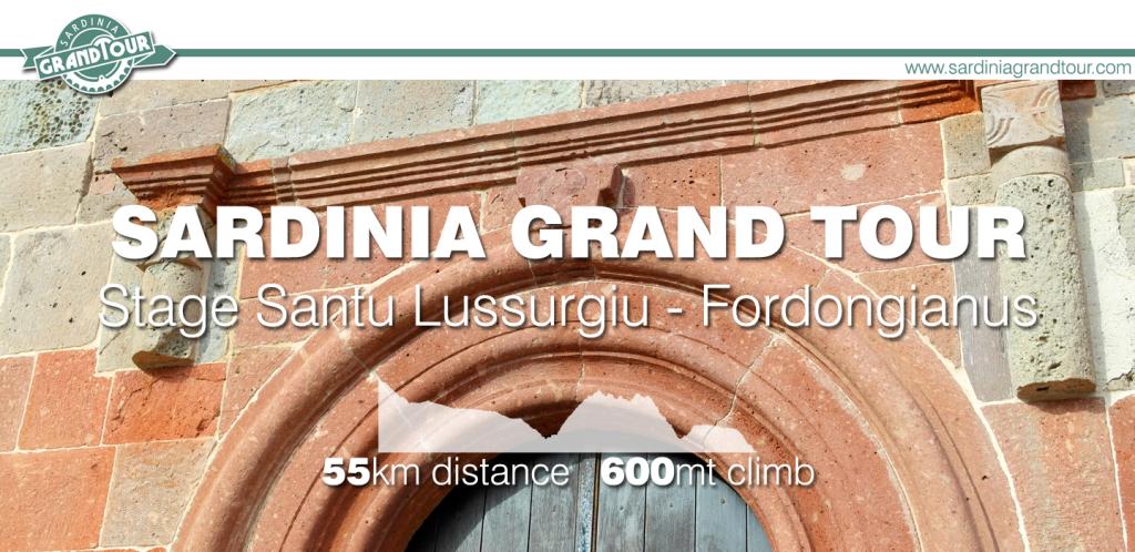 Santulussurgiu and Fordongianus by Bike