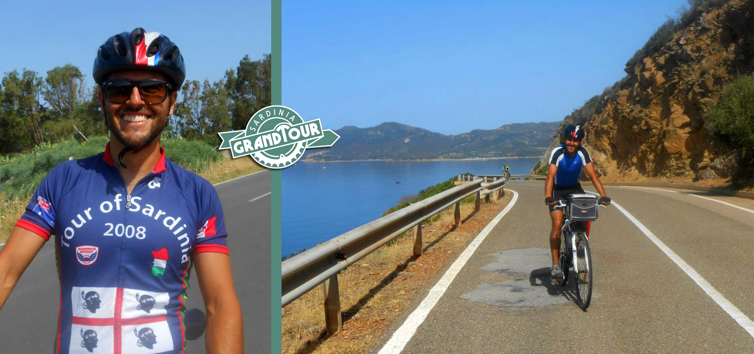 Marco Sardinian Cycling Guide