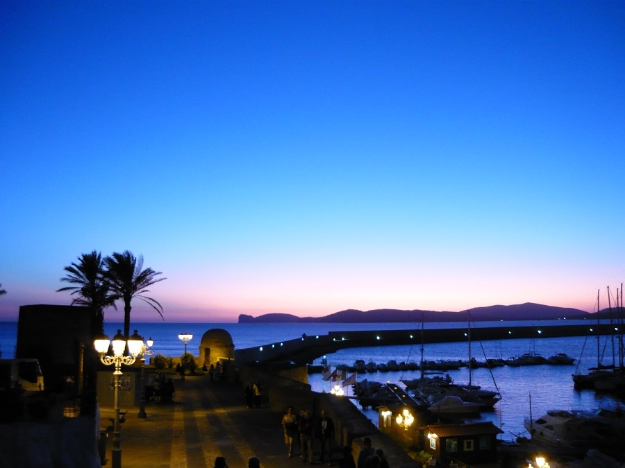 Alghero twilight