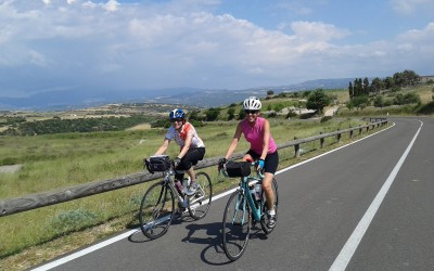 Sardinia, a growing cycling destination!
