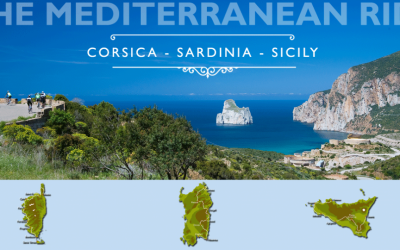 Three unique islands – The Mediterranean Ride
