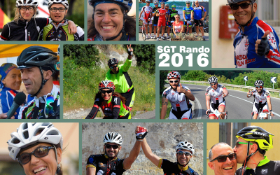 SGT Randonnee 2016, the Sardinian cycling tourism and bike fest.