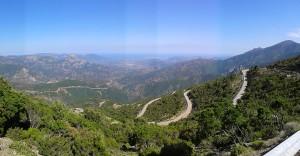 Sardinia climbs