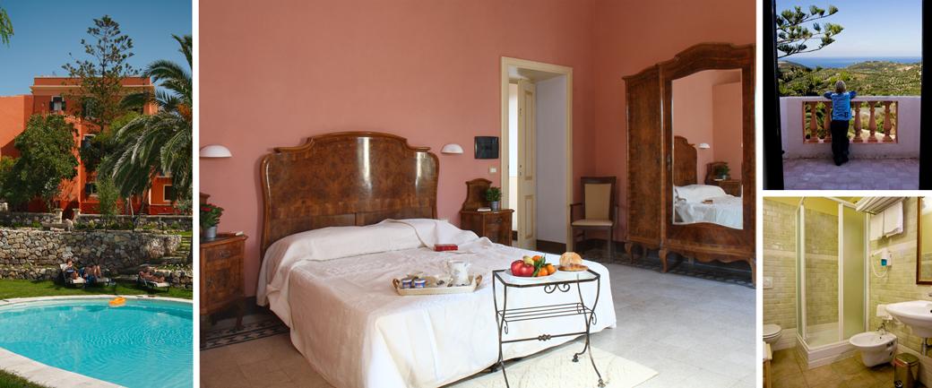 Charming bike hotel in Sardinia