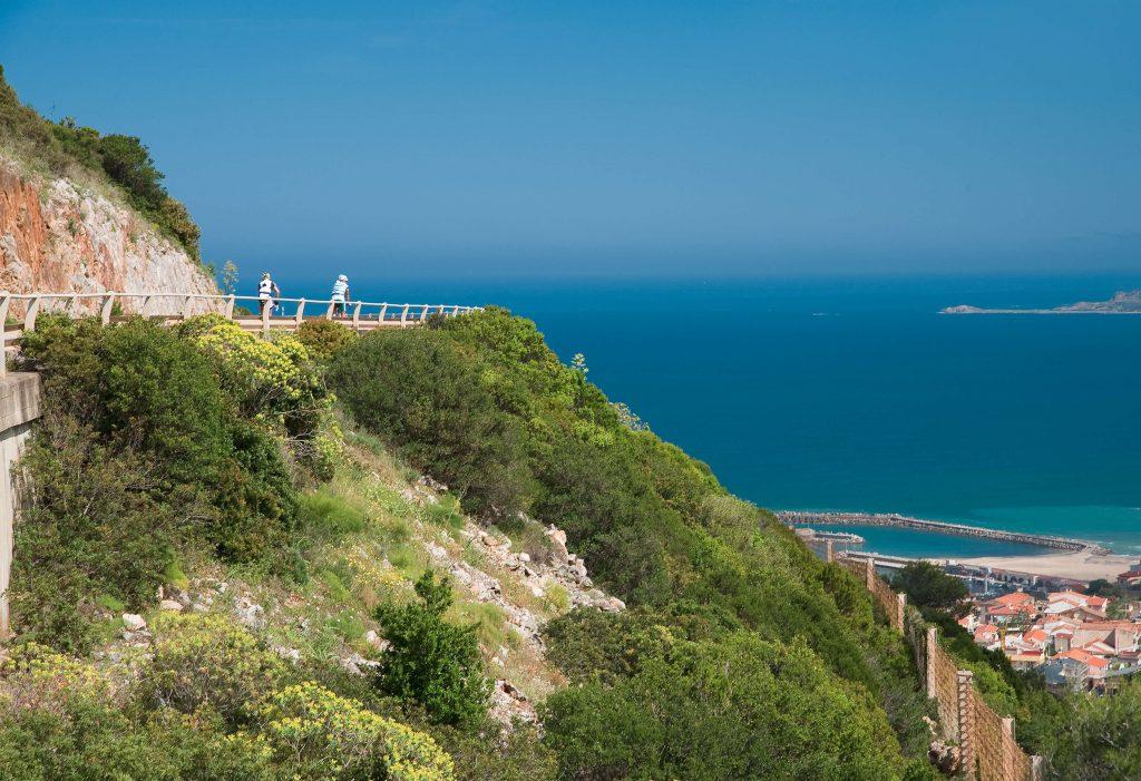 The green Coast from Buggerru to Nebida