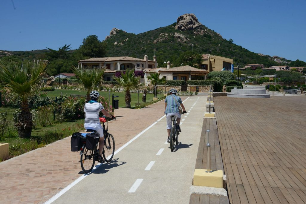 Costa Smeralda by Bike